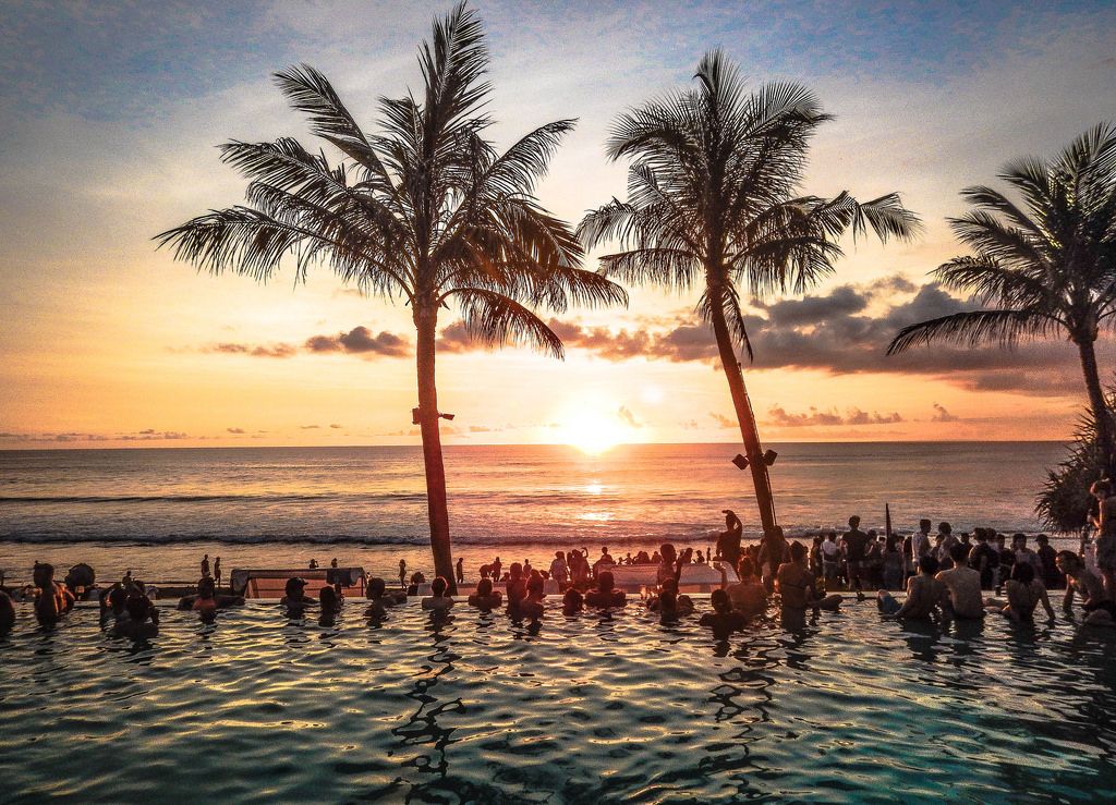 The Best Sunset Bars In Bali